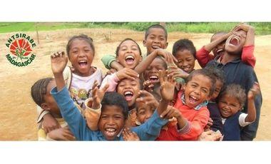 Visueel van project Une cantine et une école à Madagascar