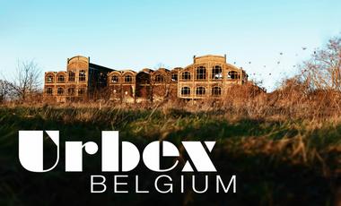 Project visual Urbex Belgium
