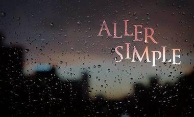 """Project visual Court métrage """"Aller Simple"""""""