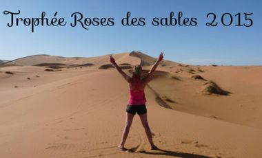 Project visual Trophée Roses des Sables 2015