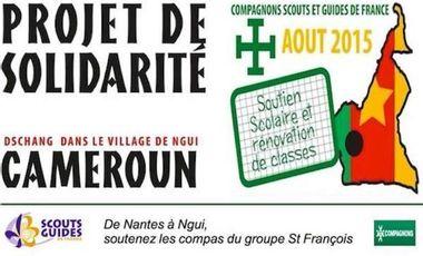 Project visual De Nantes à Ngui, notre projet construction.