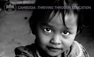 Visueel van project Cambodia : Thriving Through Education