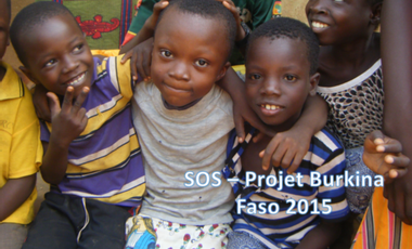 Project visual SOS Projet Burkina Faso 2015