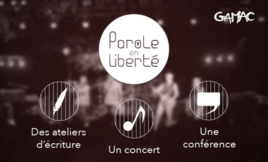 Project visual Parole en Liberté