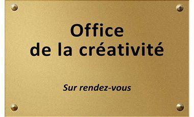 Project visual L'édition de l'Office de la Créativité