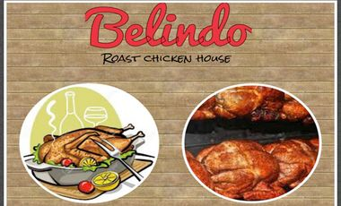 Project visual Belindo - Roast chicken house - Lombok