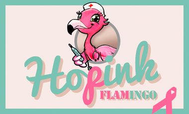Project visual Hopink Flamingo