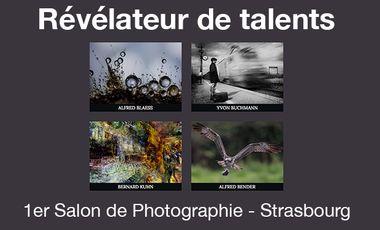 Visueel van project 1er Salon de Photographie - Strasbourg