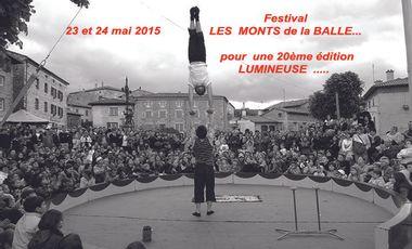 Visueel van project les Monts de la Balle 20ème Edition