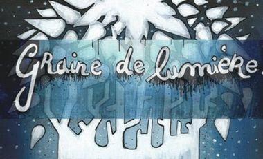 """Project visual Spectacle """"Graine de Lumière"""""""