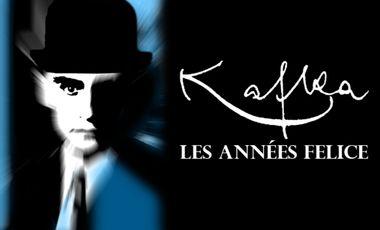 Visueel van project Kafka : les années Felice