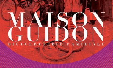 "Project visual Maison Guidon ""Bicycletterie familiale"""