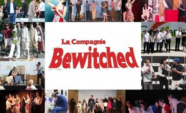 Project visual LA BELLE SAISON DE LA COMPAGNIE BEWITCHED