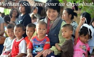Project visual Vietnam: Solidaire pour un Orphelinat