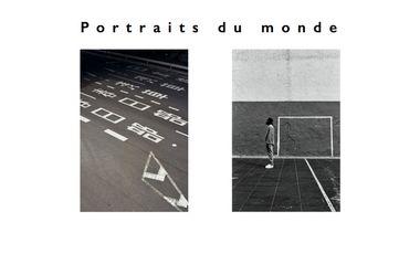 Visueel van project Portraits du monde / exposition photos