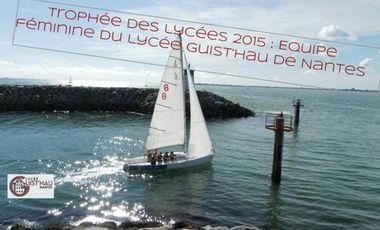 Visueel van project Trophée des lycées : équipe féminine du lycée Guist'hau