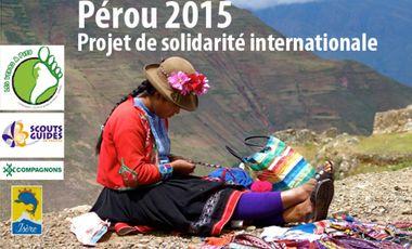 Visueel van project Projet solidarité Pérou 2015