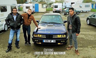 Project visual éditions Louis de Gouyon Matignon