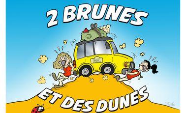 Visuel du projet Deux Brunes et des Dunes