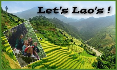 Project visual Let's Laos !