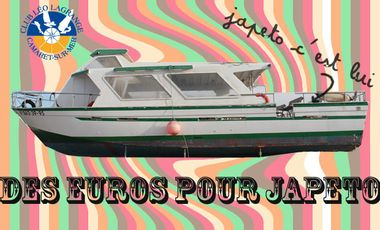Project visual des euros pour Japeto