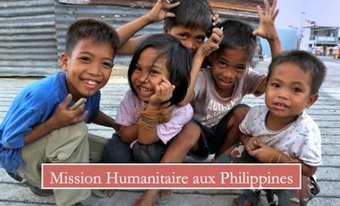 Project visual Mission Humanitaire aux Philippines