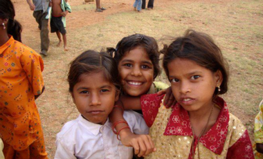 Visueel van project Chantier humanitaire en Inde