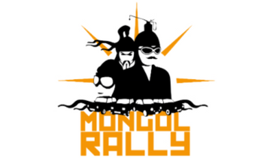 Visueel van project Mongol Rally