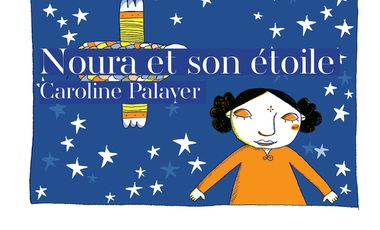 Project visual Noura et son étoile
