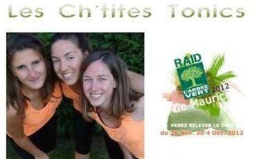 Visueel van project Ch'tites Tonics pour le Raid Amazones 2012