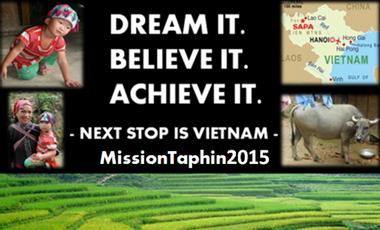 Visueel van project MissionTaphin2015