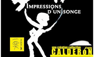 Visueel van project Impressions d'un songe, soutenez une troupe en création!