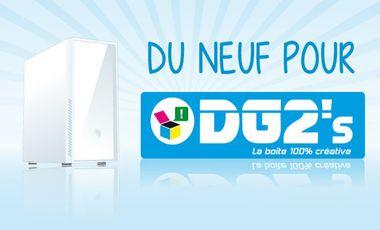 Visueel van project Du neuf pour DG2's