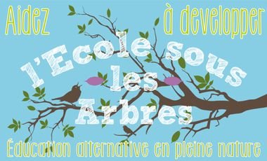 Project visual L'Ecole sous les Arbres