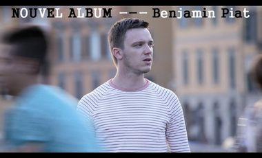 Visueel van project NOUVEL ALBUM _ BENJAMIN PIAT