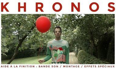 Project visual KHRONOS, le film ! Aidez à sa finition : montage, bande son et distribution/promotion