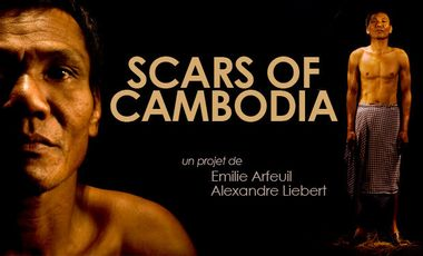 Visuel du projet SCARS OF CAMBODIA