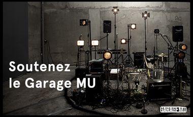 Visueel van project Soutenez le Garage MU !