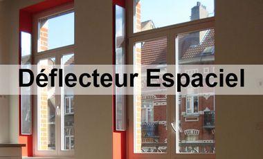 Project visual Le déflecteur Espaciel