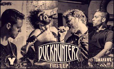 Visuel du projet Premier EP pour Duckhunters