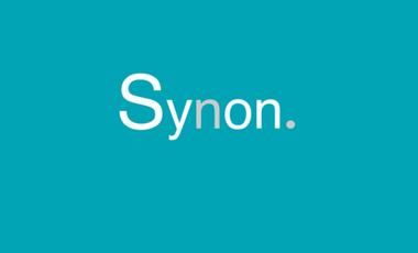 Visueel van project SYNON : une application mobile qui va changer la manière dont vous organisez votre temps !