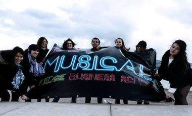 Visuel du projet The Musical !
