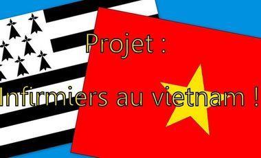 Visuel du projet Projet : infimiers au Vietnam !