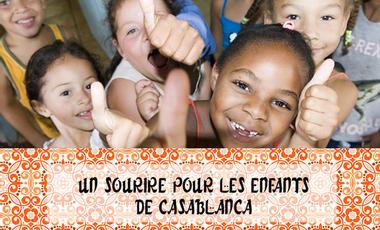 Visueel van project Un sourire pour les enfants malades de Casablanca