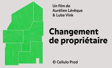 Visueel van project Changement de proprietaire