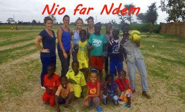 Project visual Nio far Ndem