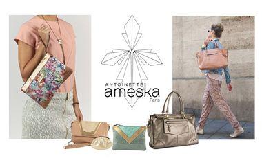 Visueel van project La première boutique Atelier Antoinette Ameska