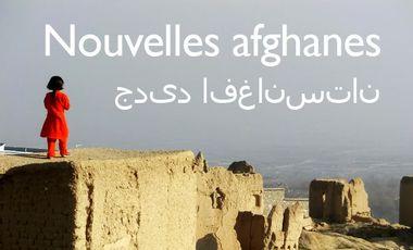 Visuel du projet Nouvelles afghanes