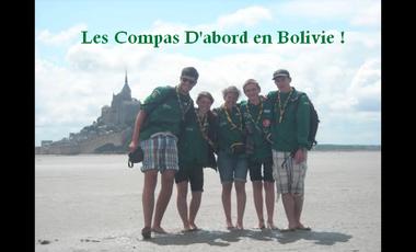 Visuel du projet Les Compas D'abord en Bolivie