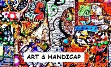 Visueel van project ART ET HANDICAP